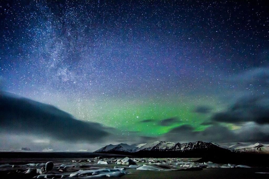 冰島極光13
