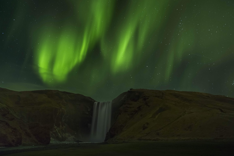 冰島極光3