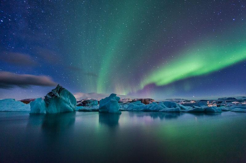 冰島極光5