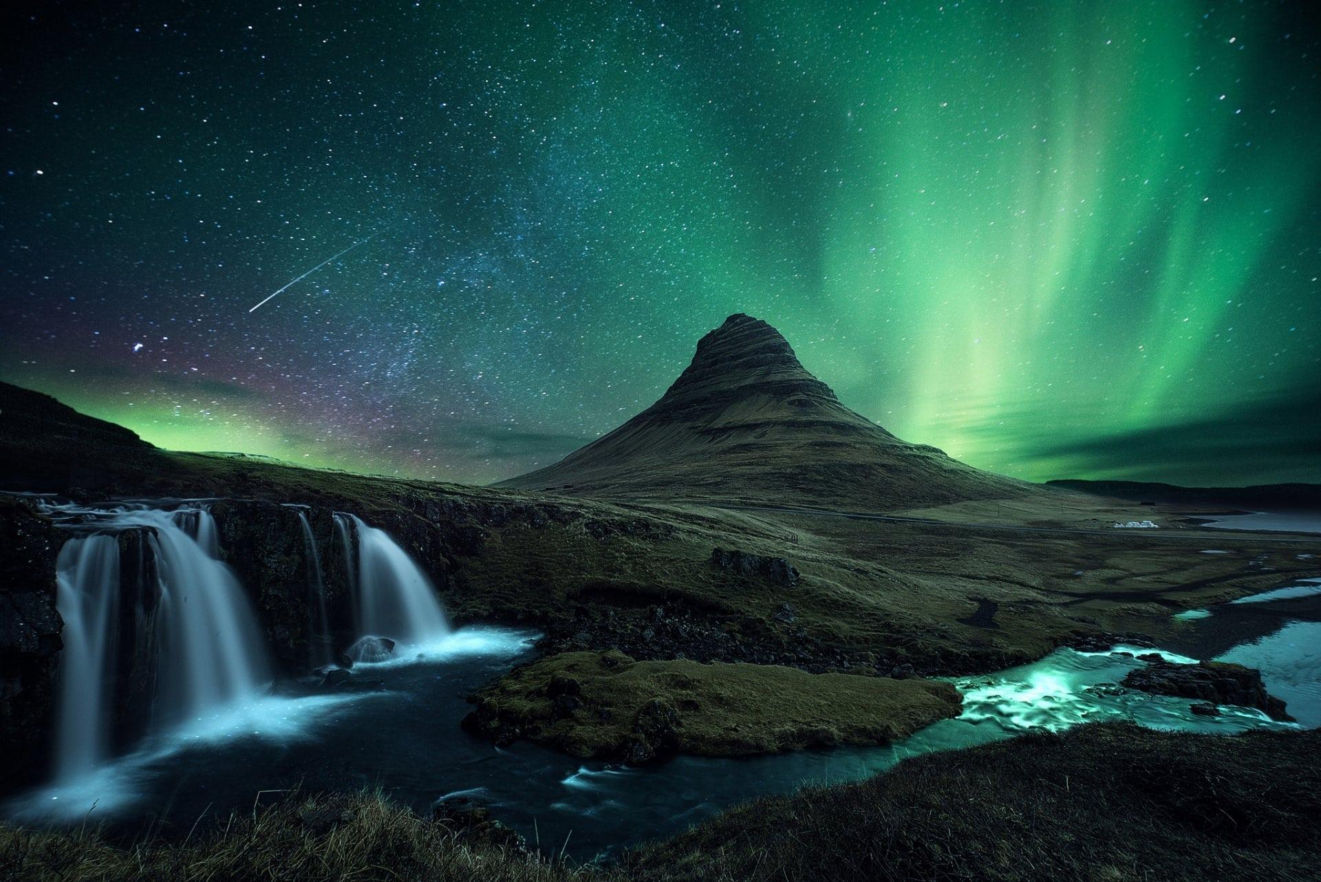 冰島極光12