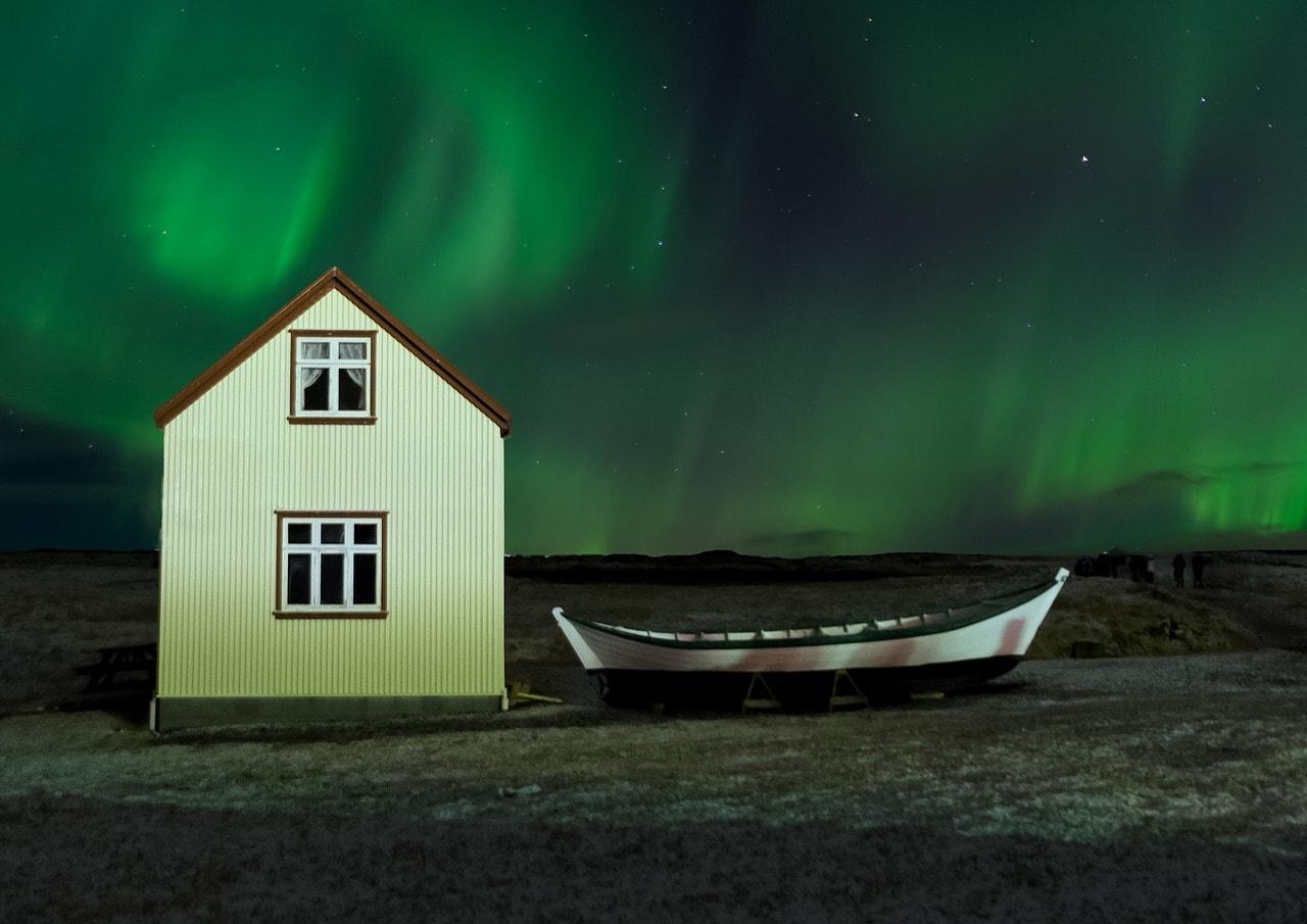 冰島極光6