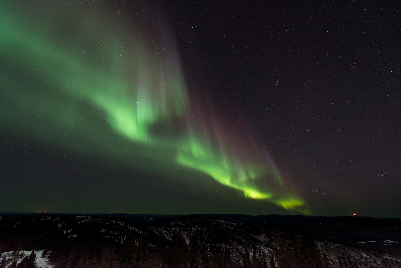 冰島極光1