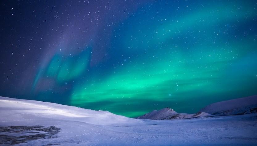 冰島極光10