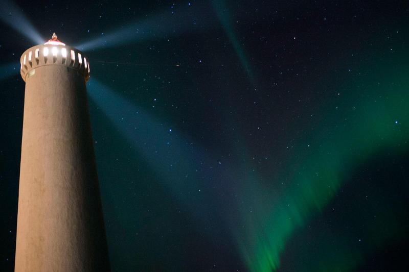 冰島極光8