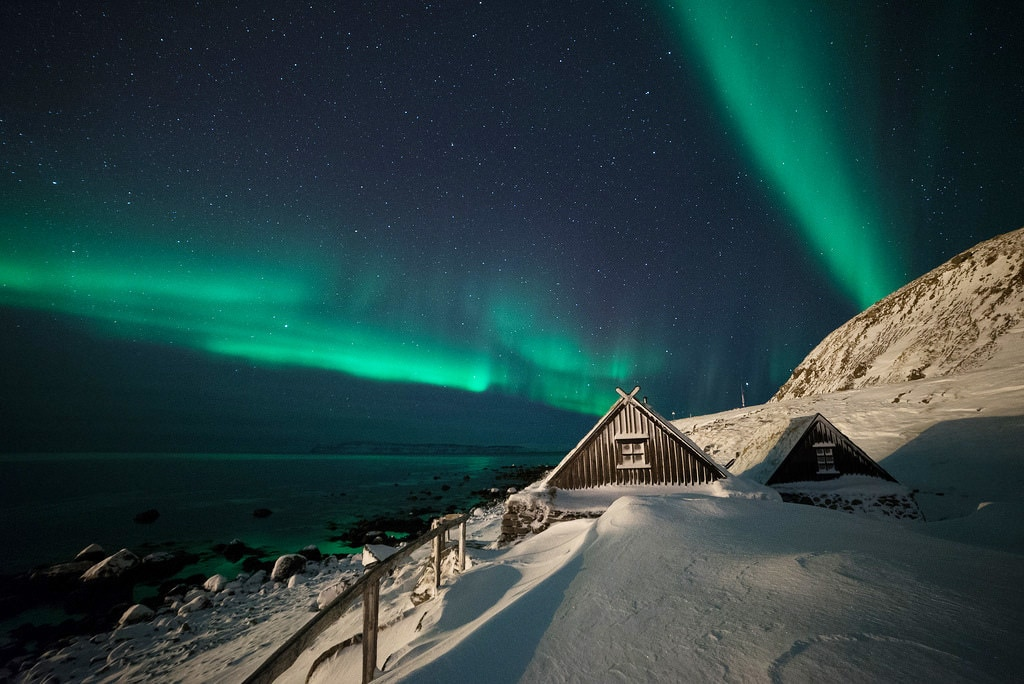 冰島極光9